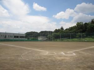 熱中症予防のため明日から9月まではソフトボールはお休みです。