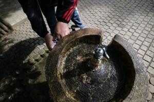 鹿島台で休憩しました、水分補給は忘れずに♪
