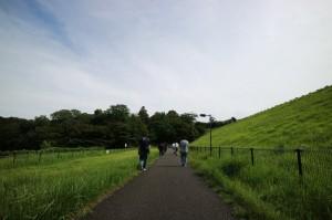 この日は休憩をはさみつつ約2時間程歩きました。皆さまお疲れさまでした。